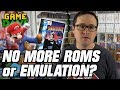 DEATH of Video Game Preservation? EmuParadise ROMS GONE! | Game Dave