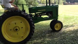 1951 John Deere Model B Tractor