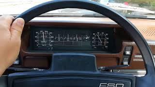 FSO Polonez Coupe 1.5X w drodze