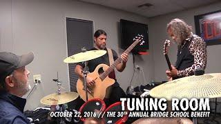 Download Lagu Metallica: Tuning Room (MetOnTour - Bridge School Benefit - 2016) Gratis STAFABAND