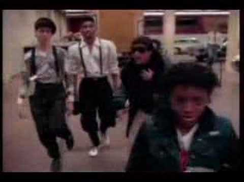 Whodini - Freaks Come Out At Night (original) video