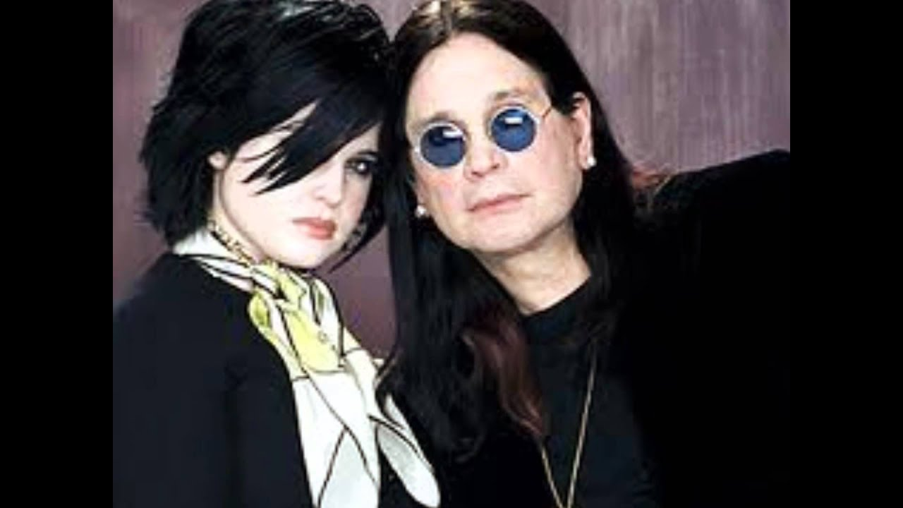Ozzy Osbourne Kelly and Ozzy osbourne-