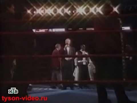 Майк Тайсон - Орлин Норрис 50 (1) Mike Tyson vs Orlin Norris