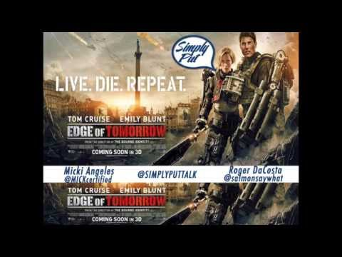 Edge of Tomorrow Review   Simply Put Podcast [SPOILERS]
