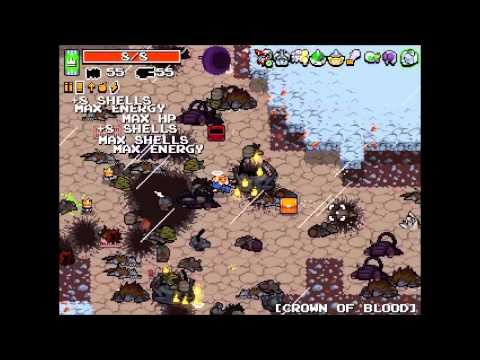 Newbie Guide to Nuclear Throne! (Maybe Start of a new series)