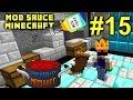 Minecraft Mod Sauce Ep. 15 - Prep for 7.10 Update !!! ( HermitCraft Modded Minecraft )