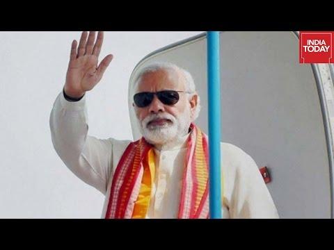 PM Modi Leaves for Iran to Address Indian Diaspora