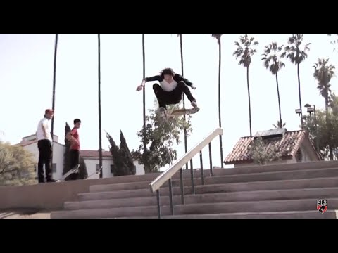 Street League - The Selection 2012 - Austyn Gillette