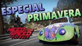 Need For Speed Payback | Paseo Primaveral en un Volkswagen Beetle