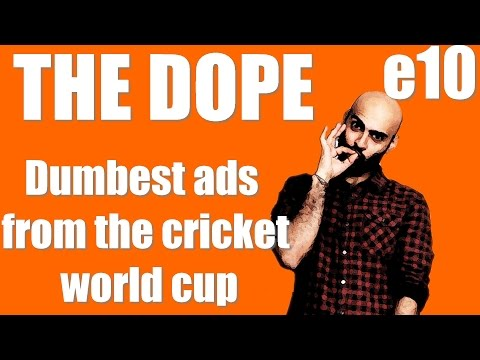 Bollywoodgandu | The Dope | Dumbest Tv Ads From #cwc15 Ep10 video
