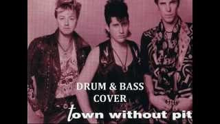 """Town Without Pity """"STRAY CATS""""  Dr Bass Cover"""