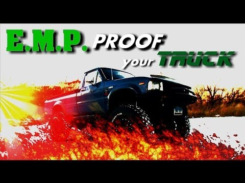 Toyota 4x4 Cummins 4BT - E.M.P. READY MACHINE! Rex Reviews (HD)