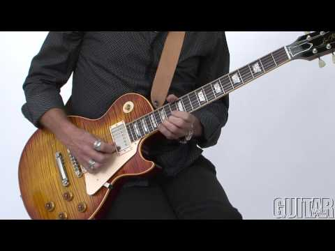 Don Felder - Guitar World Interview/Lesson - Part 2 -