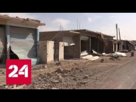 Шаманов: война в Сирии завершится, если не будут вмешиваться третьи силы - Россия 24