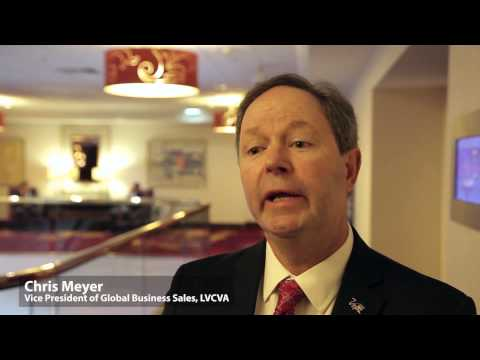 Las Vegas Convention and Visitors Authority Trade Mission: Warsaw Media Event 2015
