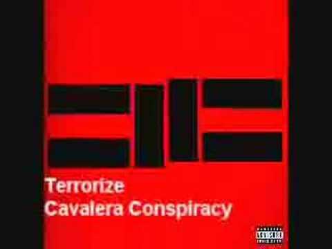 Cavalera Conspiracy - Terrorize