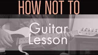 Download Lagu How Not To - Guitar Lesson and Playthrough (Dan + Shay) Gratis STAFABAND