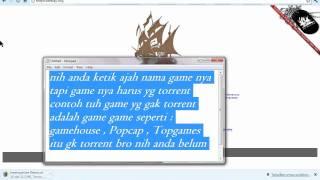 Cara Download Game Pakai Torrent