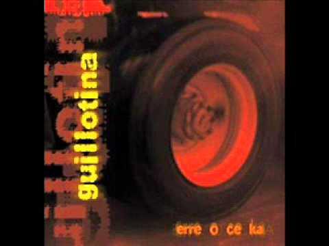 Guillotina - Sin Saber