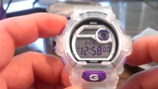 DGK Limited Edition Casio G-Shock Watch Review G8900DGK-7 - Stevie Williams