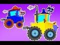 Дружні Трактори Розвиваючі Мультики українською мовою З любов ю до дітей mp3