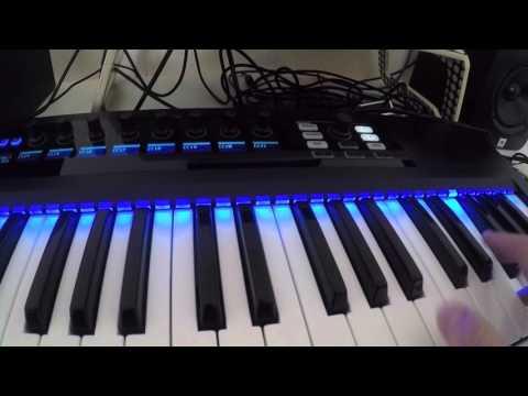 Chord Pads Jammin' | Korg Kronos + Komplete 10 Ultimate #1