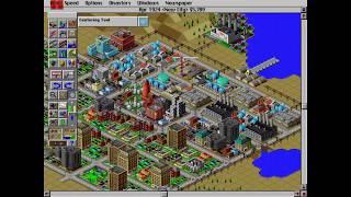 SimCity 2000 Special Edition (DOS PC)