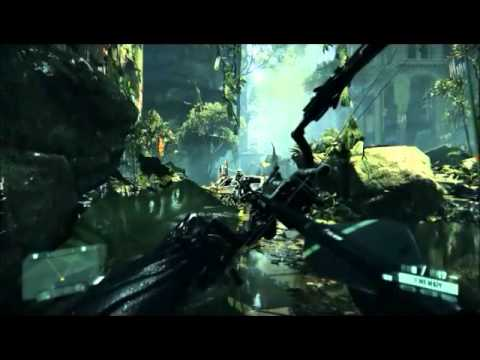 Crysis 3 Trailer Gameplay HD !!
