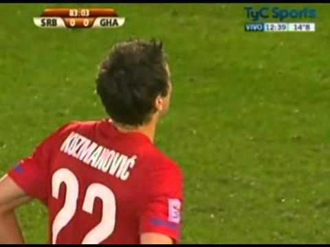 Serbia 0 Ghana 1  TyC Sports