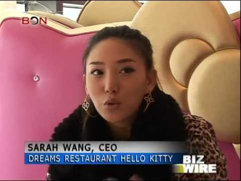 Hello Kitty restaurant comes to Beijing - Biz Wire: Dec. 21 - BONTV