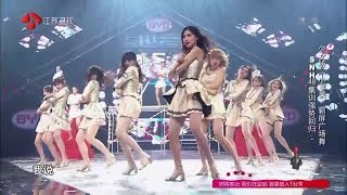 Gentleman + Little Apple - PSY sends SNH48 girls to a K-Pop boot camp (Behind the Scenes)