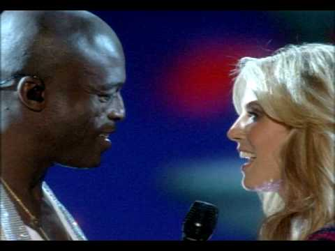 Victoria's Secret Fashion Show(2007)- Heidi and Seal Duet Video