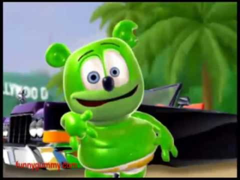 Eu Sou O Ursinho - Full Length Brazilian Version - The Gummy Bear Song