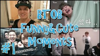 BTOB Funny and Cute moments #1