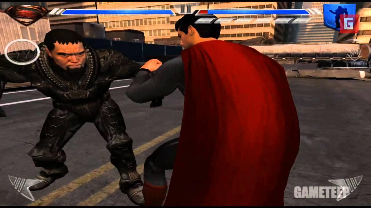 Ending Man of Steel Man of Steel Final Battle