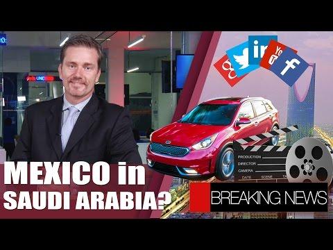 BREAKING NEWS | KIA HYBRID | ART CINEMA | SOCIAL MEDIA | MEXICO IN SAUDI ARABIA