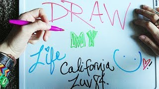 Download Lagu Draw My Life - CaliforniaLuv84 Gratis STAFABAND