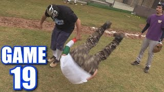 DODGERFILMS WRESTLING! | Offseason Softball League | Game 19
