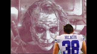 Jeff Heath's Not Guilty (Every Passing TD Against The Cowboys Secondary)