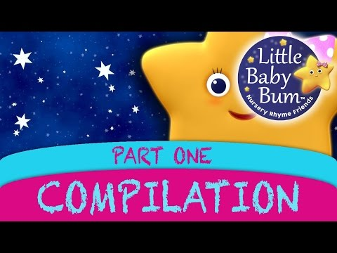 Twinkle Twinkle Little Star, Abc Song, Plus Many More Nursery Rhymes From Littlebabybum! video
