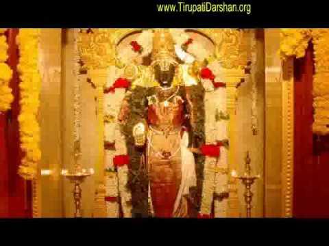 Sri Venkateswara Suprabhatam in Tamil Part 1