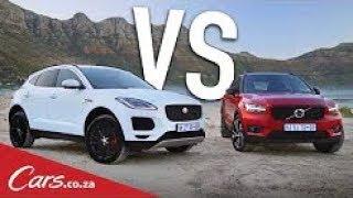 Jaguar E Pace vs Volvo XC40 - Review & Comparison (Car Reviews 24h)