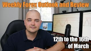 Weekly Forex Review - 12th to the 16th of March