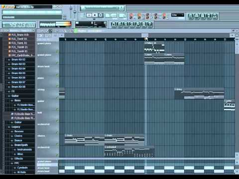 kal ho na ho movie theme By RAHUL AGHARA On FL Studio 9