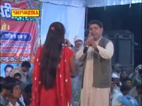 Haryanvi Ragni---es Bhari Sabha Dropati Nach Nanga Laga Thumke---(rishipal Khadana & Anuradha) video