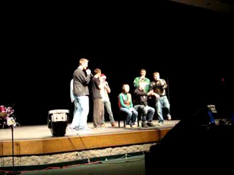 My Girl-sixy Men The Talent Show! video