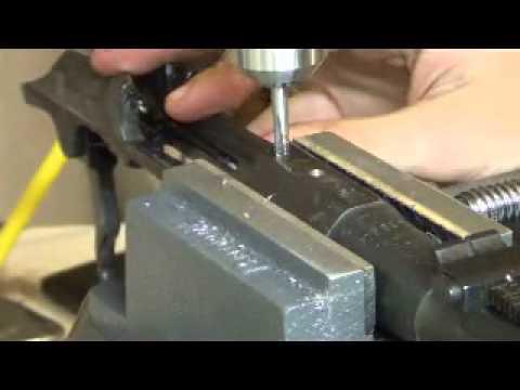 ATI Mosin Nagant Scope Mount Install