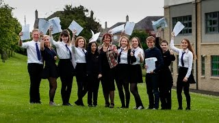 Results day at Craigmount High School