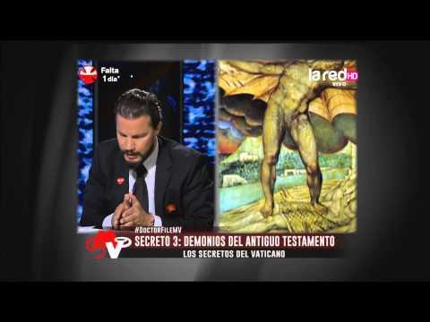 """Los secretos del Vaticano: Secreto 3 """"Los demonios del"""