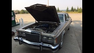 Picking up My '80 Lincoln Versailles